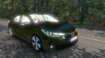 Mod Toyota Corolla for ETS 2