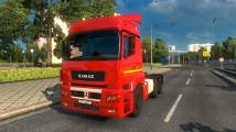 Mod KamAZ-5490, 65206 and 6580 for ETS 2