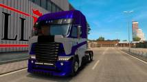 Мод Galvatron TF4 для ETS 2