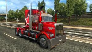 Mod Western Star 4800 for ETS 2