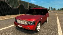 Мод Range Rover Supercharged 2008 для ETS 2