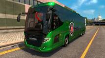 Mod Scania Touring K410 for ETS 2