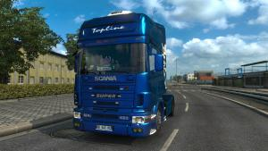 Mod Scania 124L for ETS 2