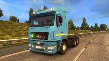 Mod MAZ-5440A9 and 6430A9 for ETS 2