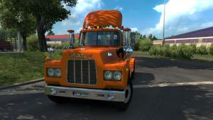 Mod Mack R series for ETS 2