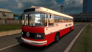 Mod Mercedes-Benz Monobloco O-362 for ETS 2