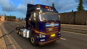 Mod FAW J6P for ETS 2