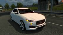 Mod Maserati Levante for ETS 2