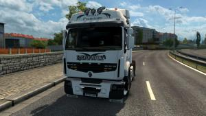Mod Renault Premium Reworked by Schumi for ETS 2