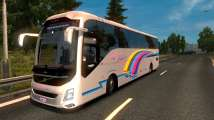 Mod Volvo 9800 for ETS 2