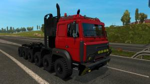 Mod MAZ Prototype for ETS 2