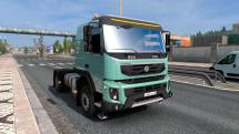 Mod Volvo FMX 540 for ETS 2