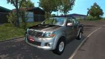 Mod Toyota Hilux for ETS 2
