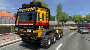 Mod DAF Crawler for ETS 2