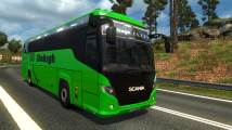 Mod Scania Touring K360 for ETS 2
