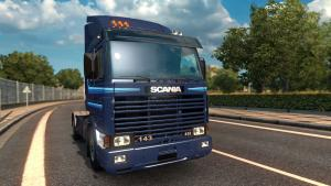 Mod Scania R113 H for ETS 2