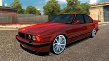 Mod BMW M5 E34 for ETS 2