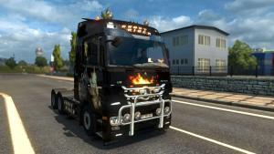 Мод Mercedes Actros MP3 by Schumi для ETS 2