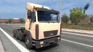 Мод МАЗ-6422M для ETS 2