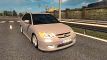 Mod Honda Civic for ETS 2