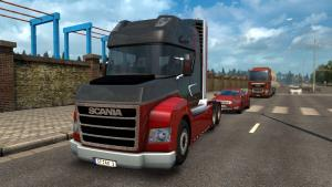 Mod Scania STAX for ETS 2