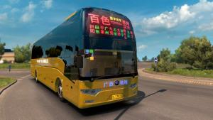 Mod Yutong ZK6146H for ETS 2