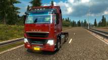Mod Howo T7H for ETS 2