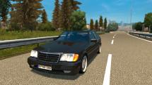 Mod Mercedes-Benz S600 for ETS 2