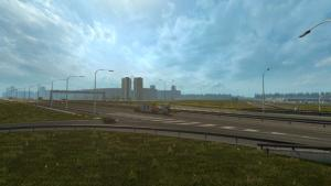 Mod Map Minsk-Moscow-Crimea for ETS 2
