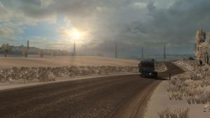 Mod Complete Winter Mod for ETS 2