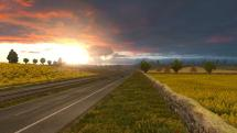 Mod Piva Weather for ETS 2