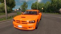 Mod Dodge Charger SRT8 for ETS 2