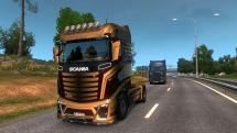 Mod Scania Concept for ETS 2