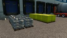 Mod Cargo Pack for BDF for ETS 2
