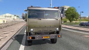 Mod KamAZ 4410 and 6450 for ETS 2