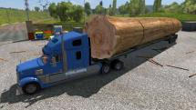 Mod Baobab trailer for ETS 2