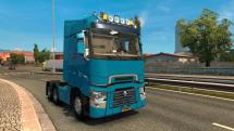 Mod Renault Trucks T for ETS 2