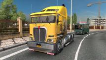 Mod Kenworth K200 for ETS 2