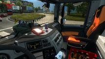 Мод Addons for DLC Cabin Accessories для ETS 2