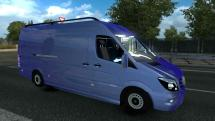 Мод Mercedes-Benz Sprinter Long для ETS 2