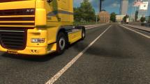 Mod Exhaust smoke for ETS 2