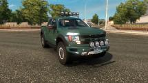 Мод Ford F-150 SVT Raptor Supercab для ETS 2