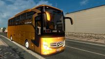 Мод Mercedes-Benz Travego 2016 для ETS 2