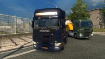 Mod Scania 4 Series for ETS 2