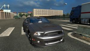Mod Shelby GT500 for ETS 2