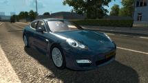 Mod Porsche Panamera Turbo for ETS 2