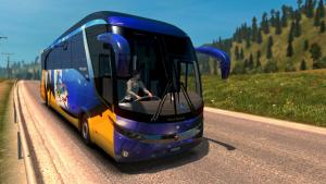 Mod Marcopolo Paradiso G7 1200 for ETS 2