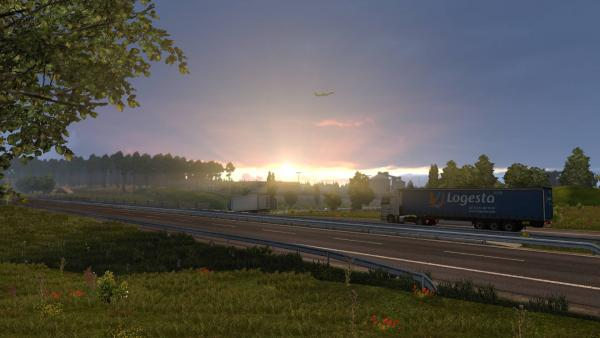 Realistic Graphics Mod for ETS 2