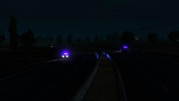 Special Vehicles Traffic mod for ETS 2