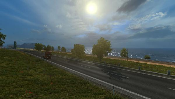 Mod maps of Italy for ETS 2